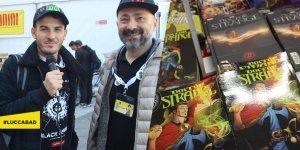 #LuccaBAD 2016: Il tour degli stand comics e l'intervista a Marco Lupoi [VIDEO]