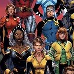 Panini, Marvel: debutta oggi in Italia ResurreXione, il rilancio di X-Men e Inumani