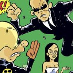 Chrono Rat-Man #65: Rat-Max!