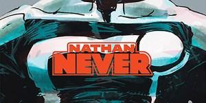 Nathan Never 312, copertina variant di Mario Alberti
