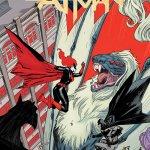 Batman 8, copertina di Yanick Paquette