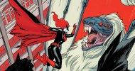 ESCLUSIVA RW-Lion, DC Comics: Rinascita – le prime pagine di Batman 8