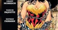 ESCLUSIVA RW-Lion, DC Comics: le prime pagine di Wonder Woman – Terra Uno vol. 1