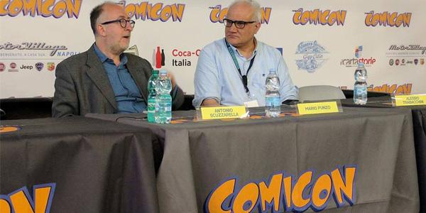 Napoli Comicon: nuovo record per l'edizione 2017: 130.000 visitatori