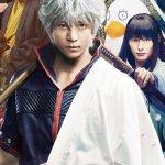 Gintama: il trailer del film live action e le foto del cast in costume