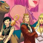 Marvel: Rainbow Rowell e l'amore per i Runaways di Vaughan e Alphona