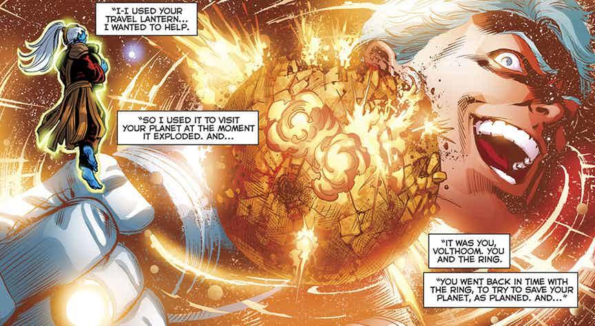 Green Lanterns #28, anteprima 01
