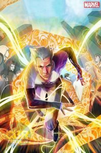 Quicksilver: No Surrender, copertina di Eric Nguyen