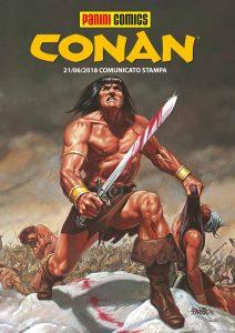 Panini Comics per Conan