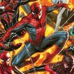 Marvel, Spider-Geddon: Gage mette Miles Morales e Superior Spider-Man sotto i riflettori