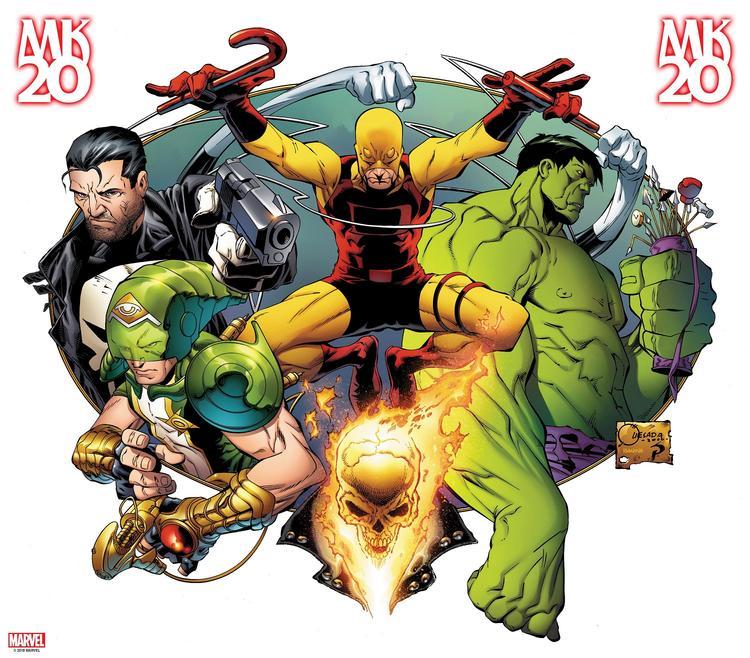 Marvel Knights 20th Anniversary Celebration teaser
