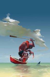 Carnage #6, copertina di Mike Del Mundo