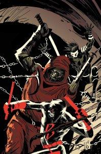 Daredevil #5, copertina di Ron Garney