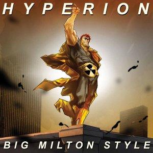 Hyperion #1, Hip Hop variant di Shawna Mills