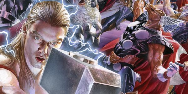Thor Secret Wars