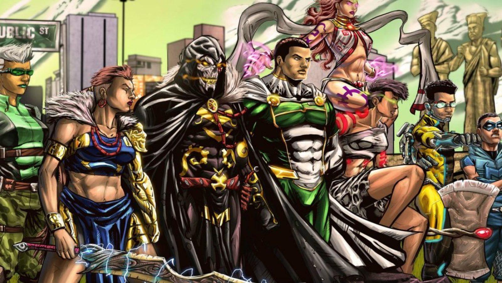 Nigerian Comics
