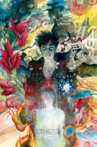 Sandman: Overture #6, copertina di J.H. Williams III