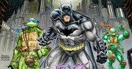 DC Comics/IDW: RW Edizioni porta in Italia Batman/Tartarughe Ninja