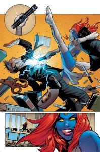 Uncanny X-Men #2, anteprima 1