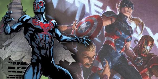 spider-man avengers 2099