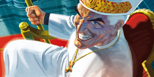Don Zauker: Habemus Papam