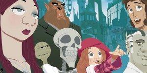 Zombillenium: il primo fotogramma ufficiale del film animato