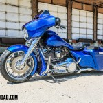 18 180mm Wide Tire Kit For 2014 2020 Touring Models Bad Dad Custom Bagger Parts For Your Bagger