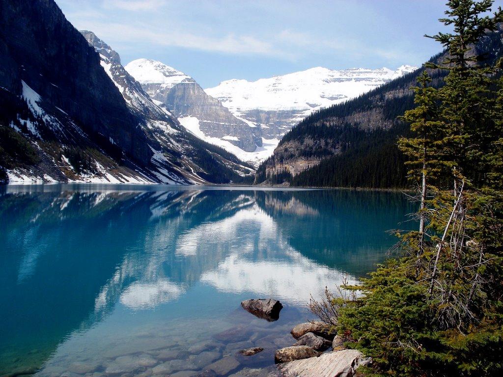 Pam Clifford, Lake Louise