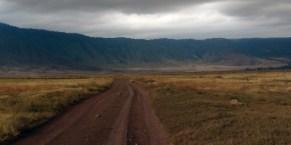 Ngorongoro Crater - Andy Baxter