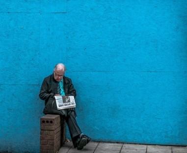 Feeling Blue R Huckett