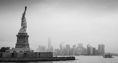 Statue of Liberty, Bob Braine - 14 June 2016