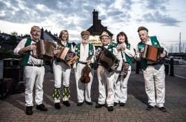 Maldon Greenjackets - Music Section bob Braine