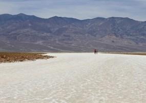Ken Apsey - Alone on the salt flats