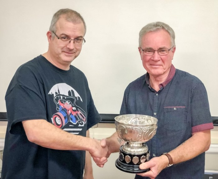 Lee Woodcraft Photographer of the year 2019 Baddow Camera Club