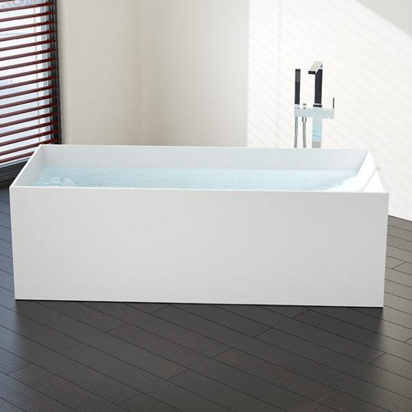 Rectangular Freestanding Bathtub Model BW 06 L