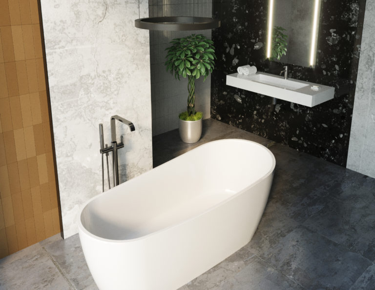 Soaker Freestanding Tub Fillers