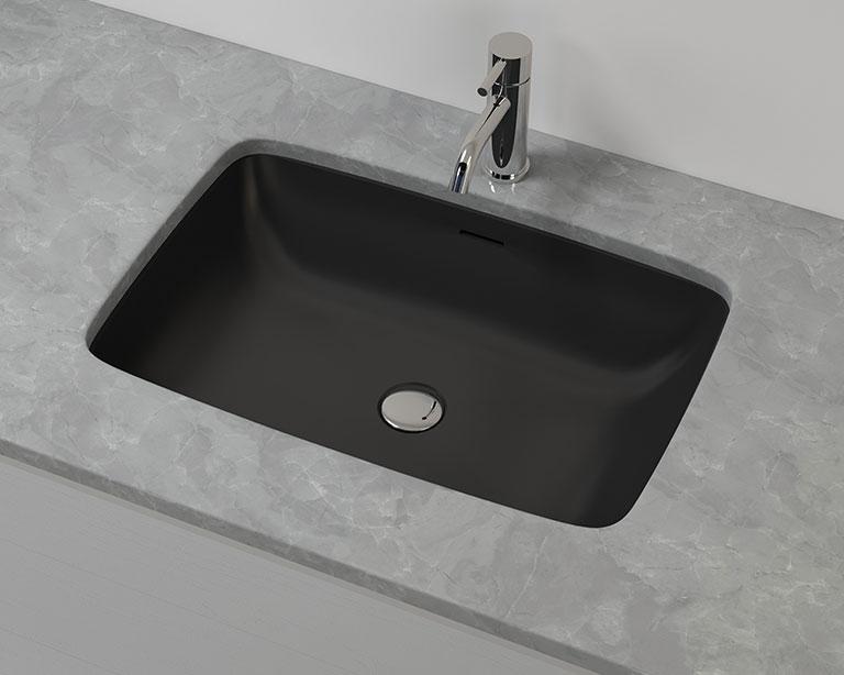 undermount sink ub 01 blk