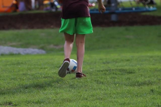 Alles geht - Fußball sowieso und überall... Foto: Knut Kuckel / #tirolbayern