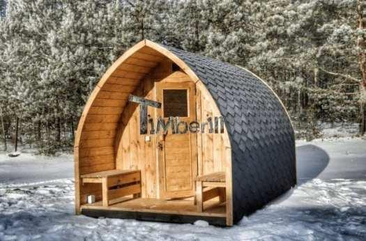 Iglu-Sauna
