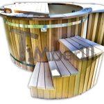 Badefass-mit-Kunststoffeinsatz-Kanadische-rotem-Zedernholz-main-150x150 Badetonne Badefass 240