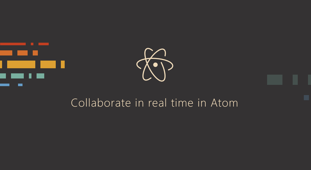 Atom text editor now lets you collaborate on code in real