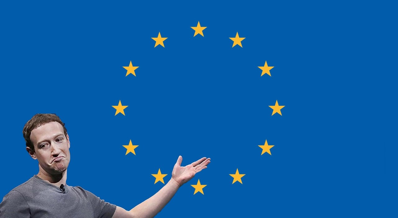 Mark Zuckerberg is facing questioning from the European