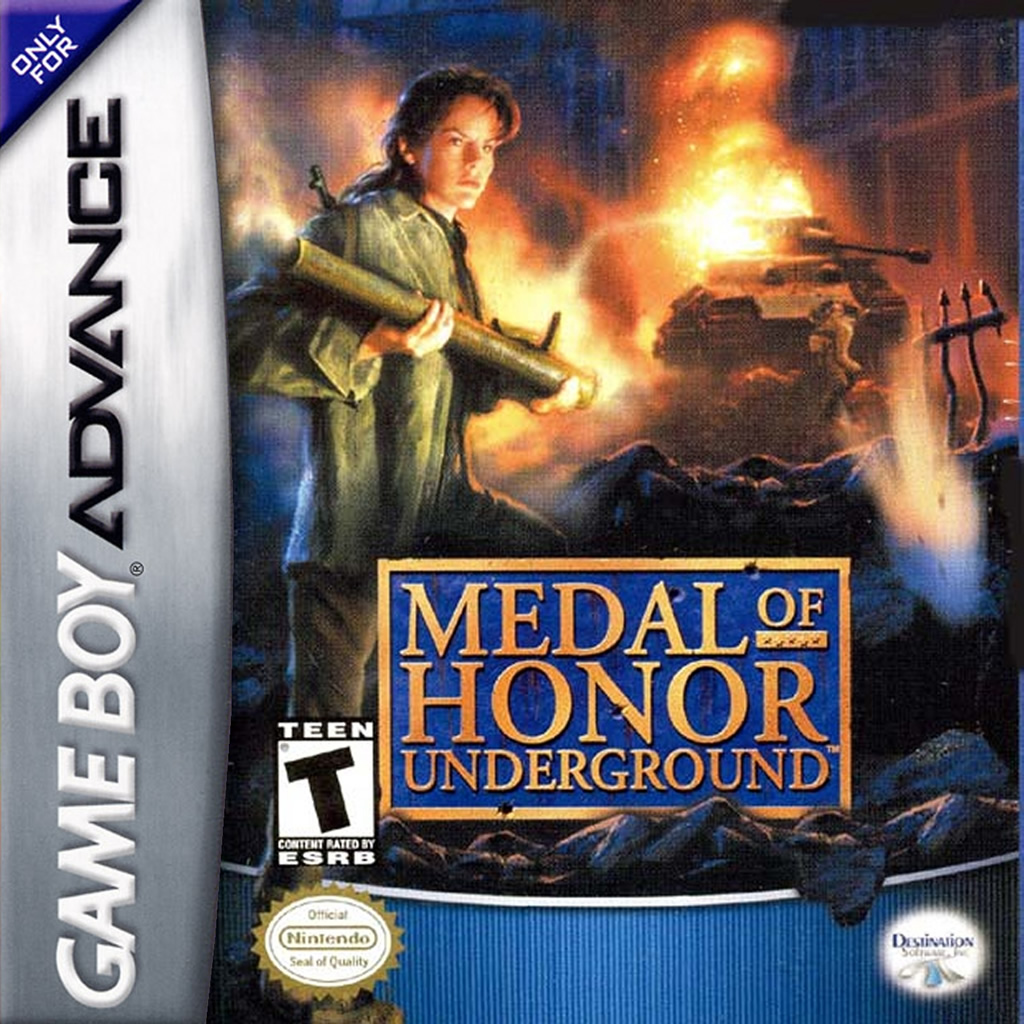 Medal of Honor: Underground (GBA) | Bad Game Hall of Fame