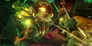 Plants vs. Zombies Garden Warfare 2, il trailer del pacchetto Varietà Tombale