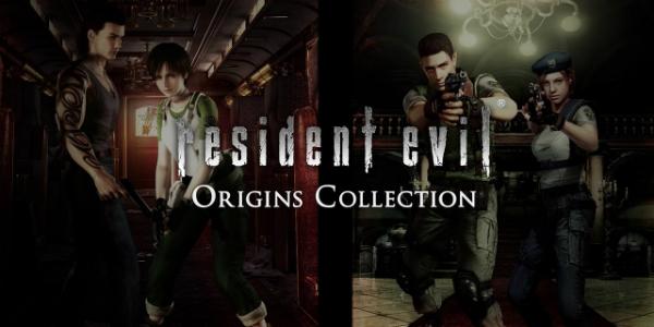 Resident Evil Origins Collection banner