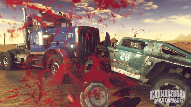 Carmageddon: Max Damage banner scheda