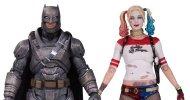 Batman V Superman, Suicide Squad: le nuove action figure DC Collectibles