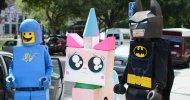 LEGO, una serie di cosplay dedicati ai mattoncini danesi