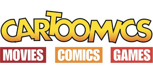 Cartoomics Banner