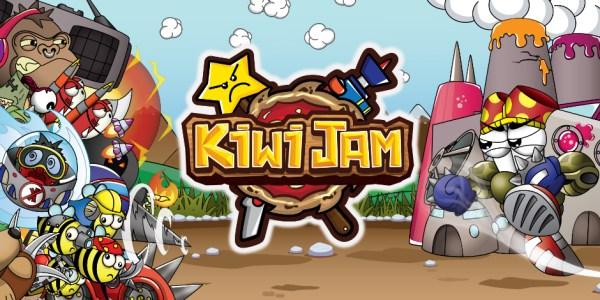 Focus Indie Kiwi Jam megaslide
